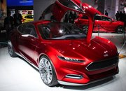 Ford Evos Concept pictures and hands-on - photo 5