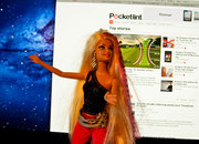 Barbie Designable Hair extensions and doll pictures hands-on - photo 4