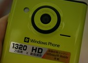 Fujitsu Toshiba IS12T: First Windows Phone 7.5 handset pictures and hands-on - photo 2