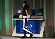 Cyberdyne HAL robot shown off by Intel - photo 2