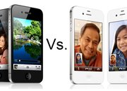 iPhone 4S vs iPhone 4 - photo 1