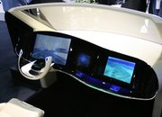 Panasonic car demos the dashboard of tomorrow - photo 2