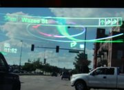 Pioneer AR Head Up Display pictures and hands-on - photo 3