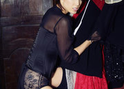 Daisy Lowe in her pants: Sony Ericsson gets sexy for Xperia ray launch pictures - photo 2