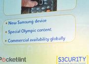 Samsung and Visa to celebrate Olympics with London 2012 phone - photo 2