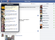 APP OF THE DAY: Facebook for iPad review (iPad) - photo 4