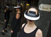 Sony Personal 3D Viewer hits Harrods in London - photo 2