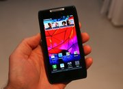 Motorola RAZR pictures and hands-on - photo 2