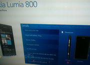 Nokia Lumia 800 and Nokia Lumia 710 leak - photo 3