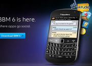 BlackBerry Messenger update makes app sharing easy - photo 2