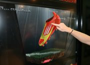 Adidas Virtual Footwear Wall pictures and hands-on - photo 5