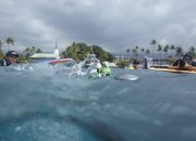 Panasonic Evolta Iron Robot completes Hawaii Triathlon  - photo 4