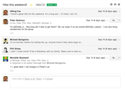 Gmail redesign goes live along with new Google Reader - photo 3