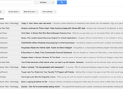 Gmail redesign goes live along with new Google Reader - photo 4