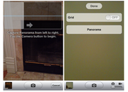 iOS 5 tweak reveals hidden iPhone panorama camera mode  - photo 1