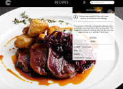 APP OF THE DAY: Great British Chefs - Feastive HD review (iPad) - photo 2