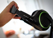 Sennheiser X320 gaming headset pictures and hands-on - photo 2