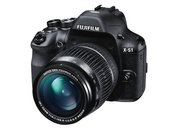 Fujifilm X-S1 bridge camera hitting UK February 2012 - photo 1