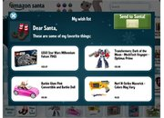 Amazon Santa app arrives on iPad and Kindle Fire - photo 2