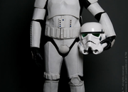 Star Wars Stormtrooper leather motorcycle suit lets you show Imperial allegiance - photo 2