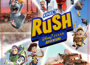 Pixar heads to Xbox 360 in Kinect Rush: A Disney Pixar Adventure - photo 3