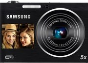 Samsung 2View DV300F dual screen compact flashes in - photo 2