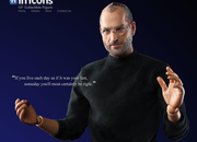 Steve Jobs action figure - bigger than an iPad screen size - photo 3