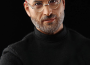Steve Jobs action figure - bigger than an iPad screen size - photo 5