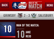 APP OF THE DAY: The FA Cup with Budweiser - Man of the Match - photo 2