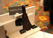 Griffin Tray Table Latch Mount lets you go hands-free on the plane - photo 1
