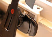 Griffin Tray Table Latch Mount lets you go hands-free on the plane - photo 2
