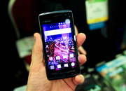 Fujitsu Arrows 6.7mm thick phone pictures and hands-on - photo 5