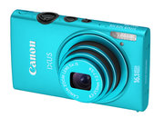 Canon launches pair of new top end IXUS compacts - photo 2