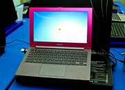 Hot Pink Asus Zenbook UX21 for those who like things bright - photo 2