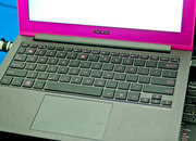 Hot Pink Asus Zenbook UX21 for those who like things bright - photo 3