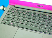 Hot Pink Asus Zenbook UX21 for those who like things bright - photo 4
