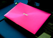 Hot Pink Asus Zenbook UX21 for those who like things bright - photo 5