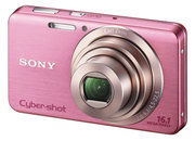 Sony Cyber-shot W630 headlines W series updates - photo 3