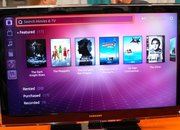 Ubuntu TV pictures and hands-on - photo 1