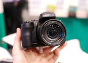 Fujifilm FinePix HS30EXR pictures and hands-on - photo 3