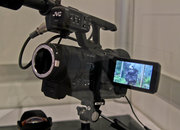 JVC announces GY-HMQ10 the World's first 4K camcorder (pictures) - photo 4