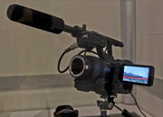 JVC announces GY-HMQ10 the World's first 4K camcorder (pictures) - photo 5