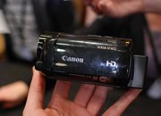 Canon Legria HFM52 camcorder pictures and hands-on - photo 2