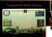 The Samsung Transparent Smart Window makes sci-fi movies a reality - photo 2