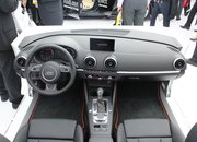 Audi A3 interior pictures and hands-on - photo 3