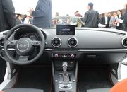 Audi A3 interior pictures and hands-on - photo 4
