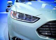 Ford Fusion pictures and hands-on - photo 2