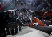 Lexus LF-LC concept pictures and hands-on - photo 2