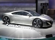 Acura NSX concept pictures - photo 4