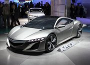 Acura NSX concept pictures - photo 5
